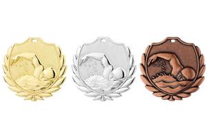 Medaille D77C Ø 50 mm