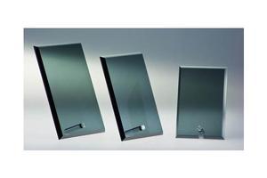 Glas Aufsteller Black 66927
